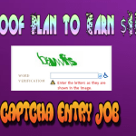 Top 10 Online Captcha Entry Job to Earn Daily $10 in FREE