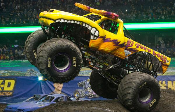 Looking Ahead Monster Jam FS1 Championship Series