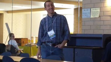 Dr. Joe Latshaw.