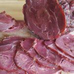 Venison Neck Ham or Pepper Loaf