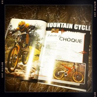 Brajal - Sportcycle teste MountainCycle Shockwave
