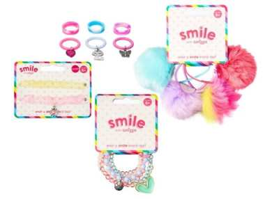 Smiggle jewellery and accessories