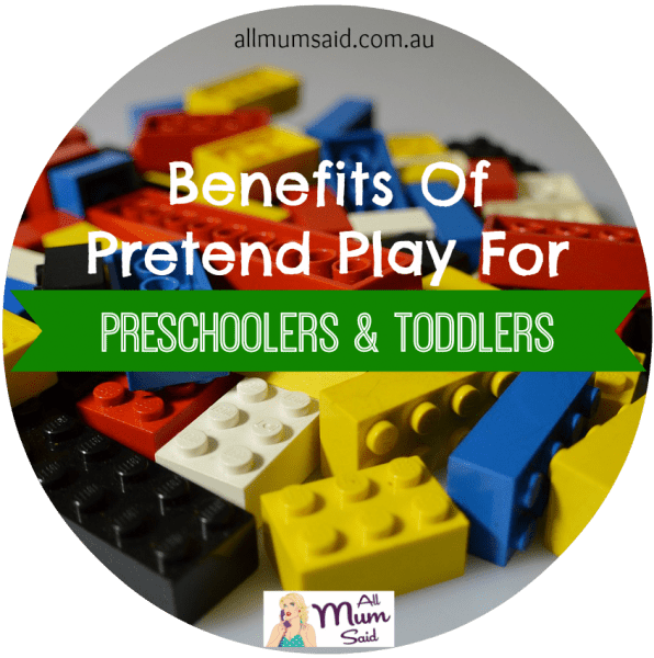 Benefits Of Pretend Play For Preschoolers