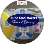 Get Nude! With Your Food + Giveaway