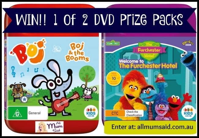 October ABC Kids DVD Giveaway