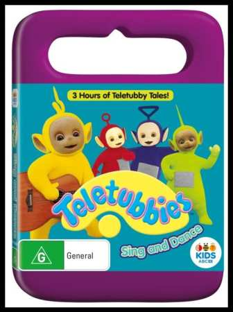 Teletubbyland Is Back!! Teletubbies DVD Giveaway  d6650144df