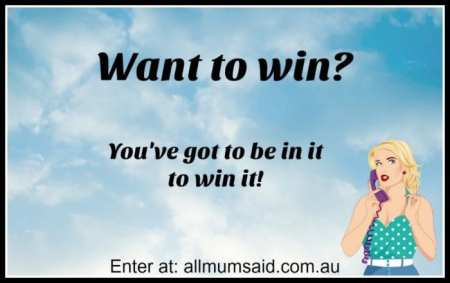 All Mum Said Win Blog Giveaways