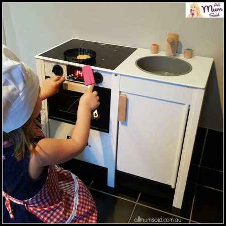 Kids In The Kitchen - Encourage Cooking With Brio - All Mum Said