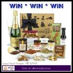 WIN Gourmet Hamper – Christmas Gifts That Won't Disappoint