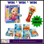 Vtech Has Christmas Wrapped Up For Toddlers + WIN