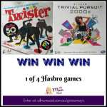 Hours Of Fun With Hasbro Board Games + WIN