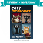 Cats Undercover Book Review + Giveaway