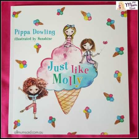 Just Like Molly book review | educational books | empowering Resources