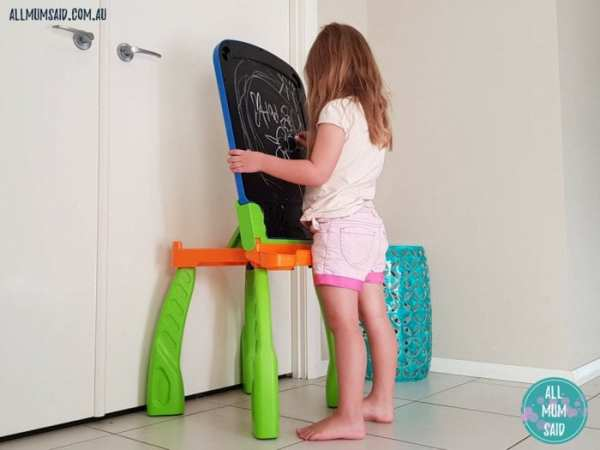 VTech whiteboard 3 in 1 easel