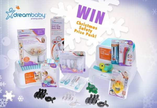 Dreambaby safety prize pack
