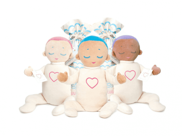 Lulla Doll to help babies and toddlers sleep