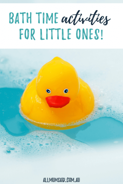 Splish splash! Here are some great bath time activities that will get your kids in the bath! #kids #toddlers #parenting #motherhood #parents #mom #mum #mummy #mommy #parents #bathtime