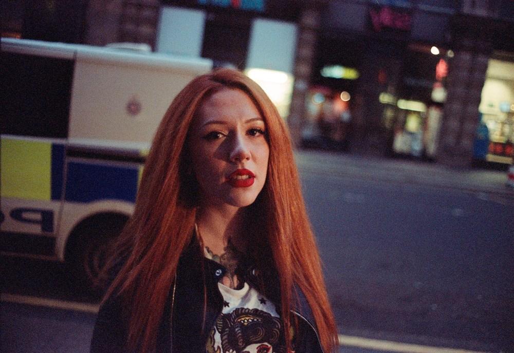 35mm colour portrait