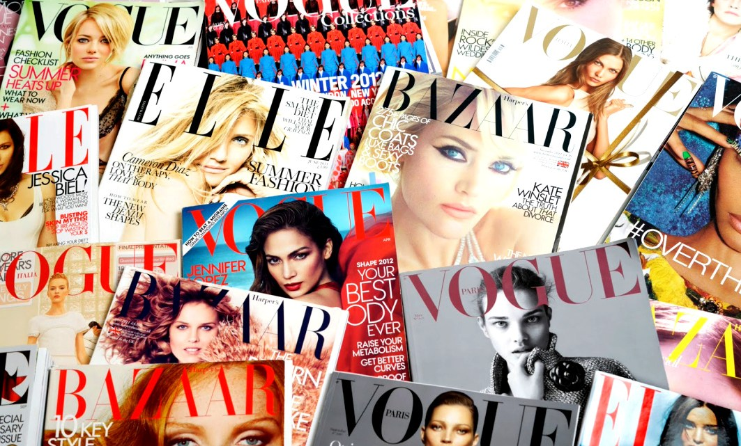 Top Fashion Magazines