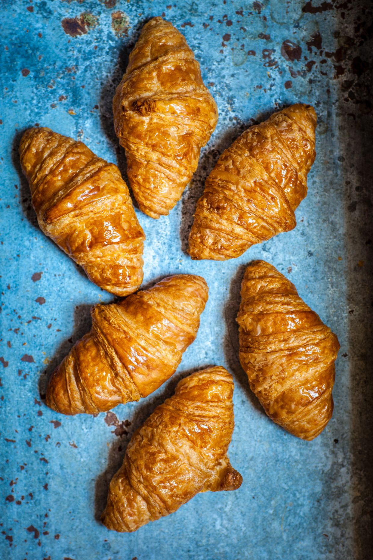 The best croissant in the world is in Castelmola, Sicily.