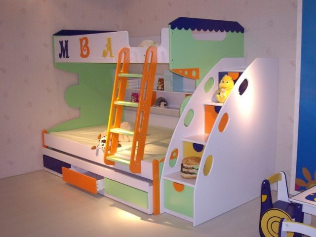 Bunk Beds For Kids – Safe, Stylish Space-Savers … And Lots Of Fun
