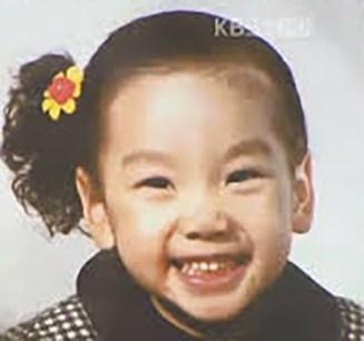 Taenggu's innocent baby smile