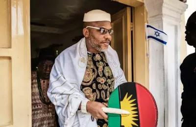 IPOB: Facebook Nigeria Nnamdi Kanu's Account