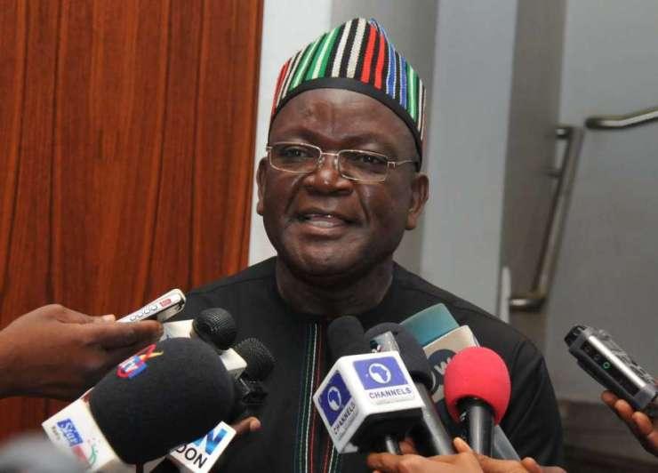 Governor Ortom Samuel
