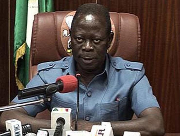 Imo: Oshiomhole Settles Fued Between Hope Uzodinma, & Rochas Okorocha