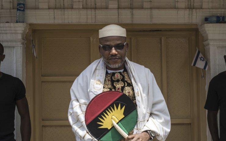 Operation Amotekun: I Will Give Yorubas One Million IPOB Members To Support - Nnamdi Kanu