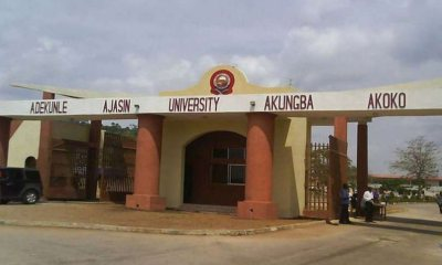 AAUA - Adekunle Ajasin University, Akungba-Akoko