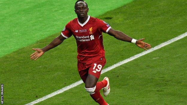 Sadio Mane Joins Messi, Ronaldo, Others To Become Champions League Team of the Year [FULL LIST]