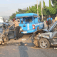 FRSC Road Accident Car