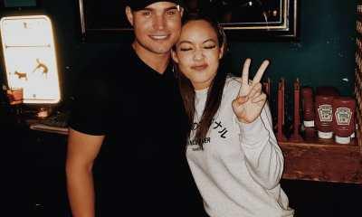 Tatiana Manaois Boyfriend