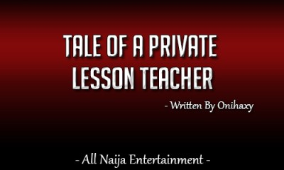 The Tale of a Private lesson Teacher