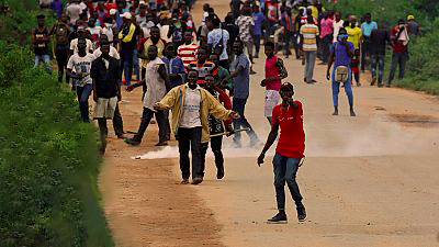 Xenophobia Attack