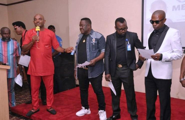 Actors Guild of Nigeria AGN