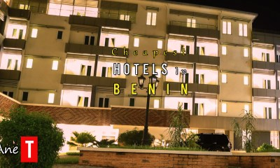 Benin Cheapest Hotels ANE Travels