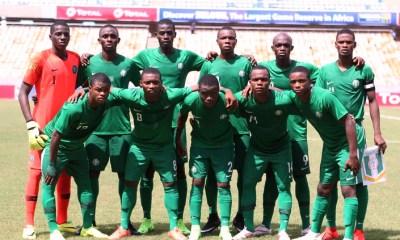 Nigeria Golden Eaglets 2019
