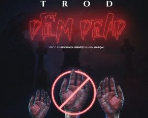 TROD Dem Dead art
