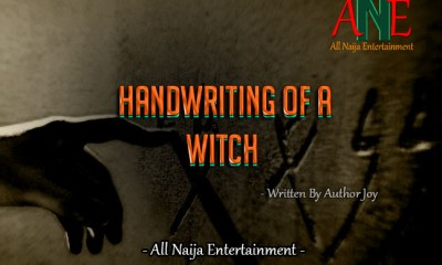 HANDWRITING OF A WITCH