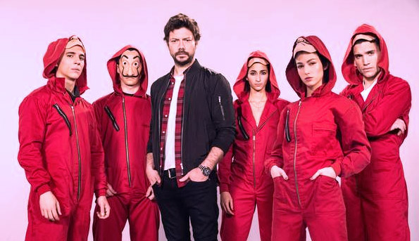 Money Heist Lacasa de Papel