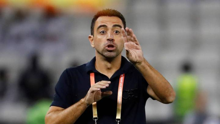 I Turned Barcelona Offer Down - Xavi Hernandez