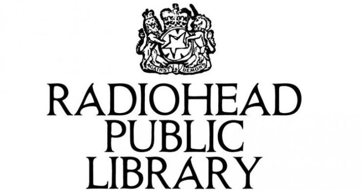 Radiohead library
