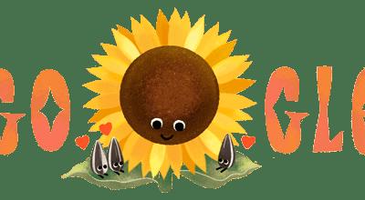 Google Floral Doodle Mothering Day