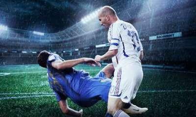 Zinedine Zidane Marco Materazzi Headbutt