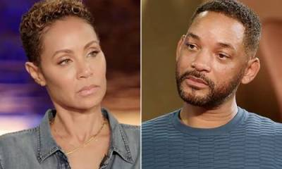 Jada Pinkett & Will Smith