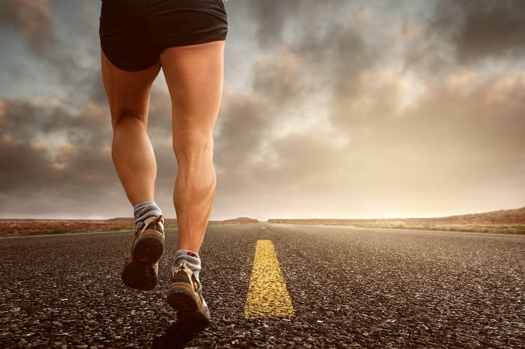 Running Jogging Exercise