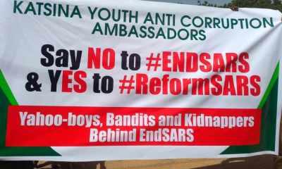 Reform SARS Banner