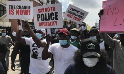 Falz Protest To End SARS In Lagos
